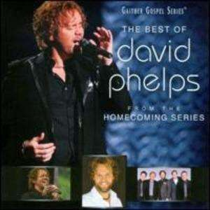 The Best of David Phelps (2011), The Best of David Phelps Music CD,In God's Service Store