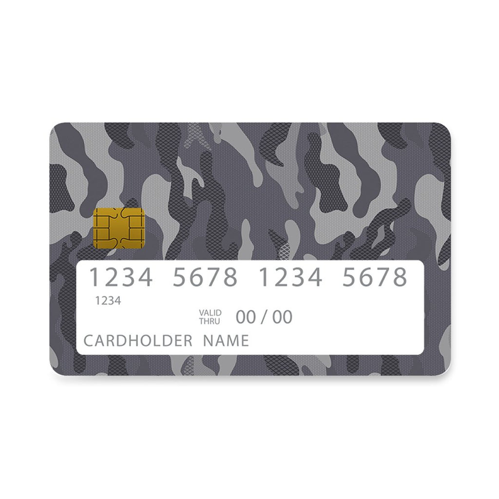26 - Bank Card  Dots Camo case, cover, bumper