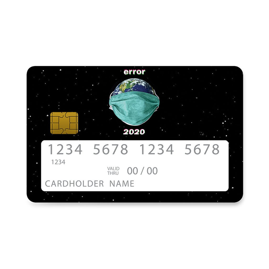 4 - Bank Card Earth Corona case, cover, bumper