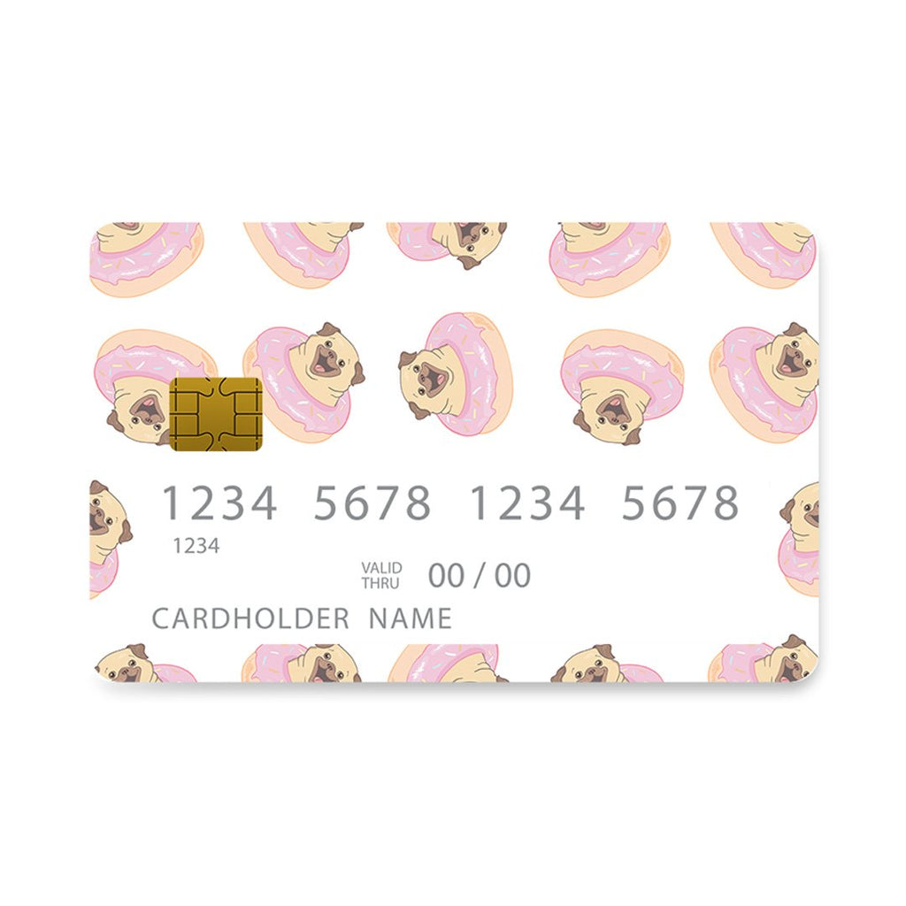 4 - Bank Card Doggy Cute case, cover, bumper