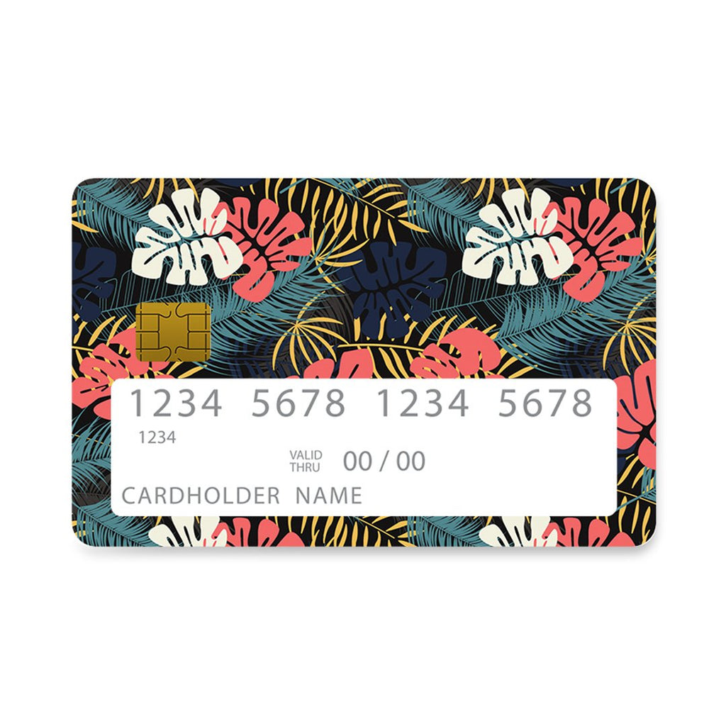68 - Bank Card  Deep Sea Flower case, cover, bumper