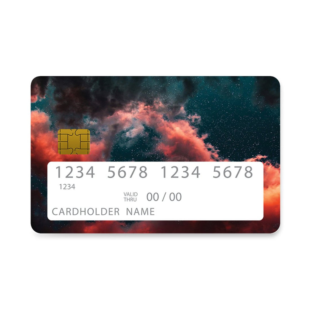 4 - Bank Card Cloud Galaxy case, cover, bumper