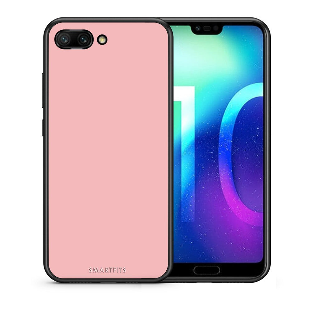 20 - Huawei Honor 10 Nude Color case, cover, bumper
