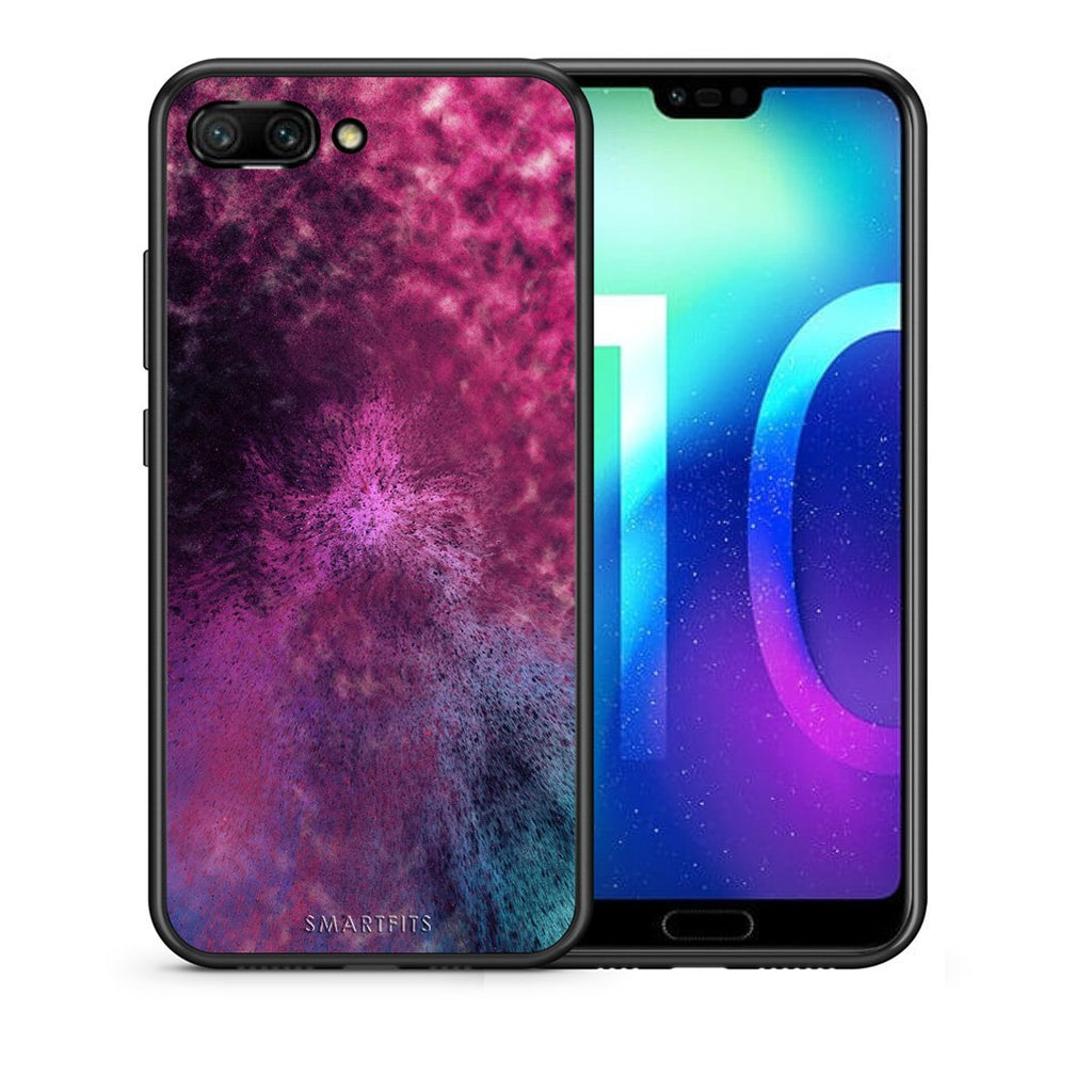 52 - Huawei Honor 10 Aurora Galaxy case, cover, bumper