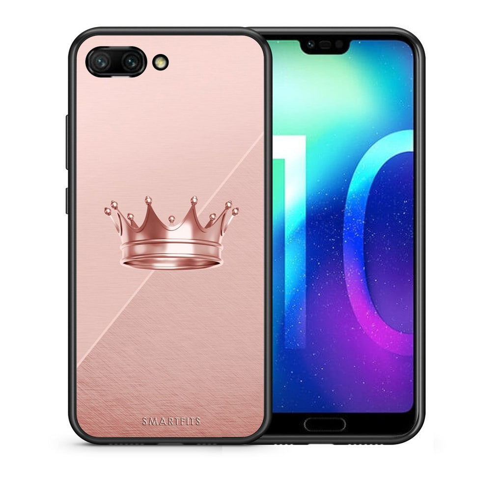 4 - Huawei Honor 10 Crown Minimal case, cover, bumper