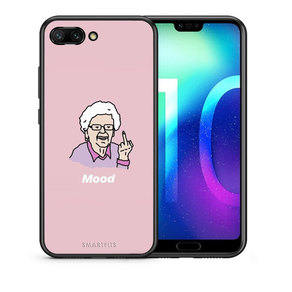 4 - Huawei Honor 10 Mood PopArt case, cover, bumper