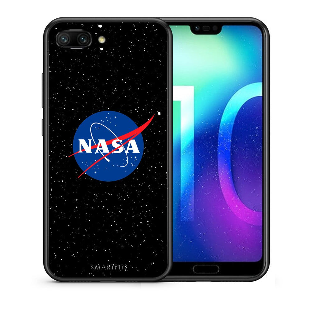 4 - Huawei Honor 10 NASA PopArt case, cover, bumper