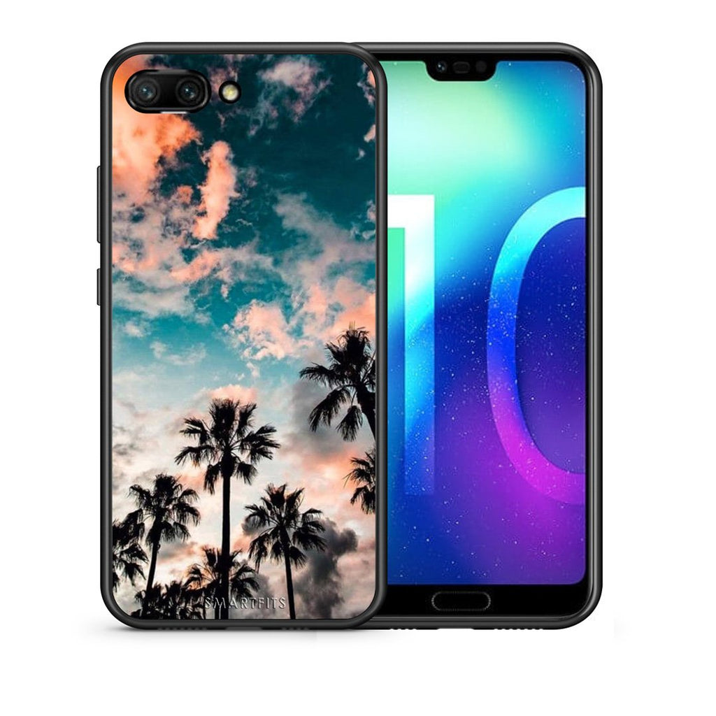 99 - Huawei Honor 10 Summer Sky case, cover, bumper