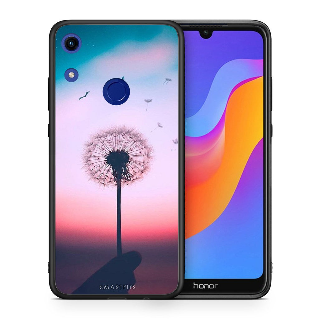 4 - Huawei Honor 8A Wish Boho case, cover, bumper