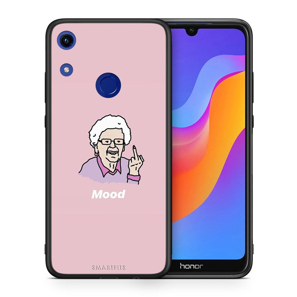4 - Huawei Honor 8A Mood PopArt case, cover, bumper