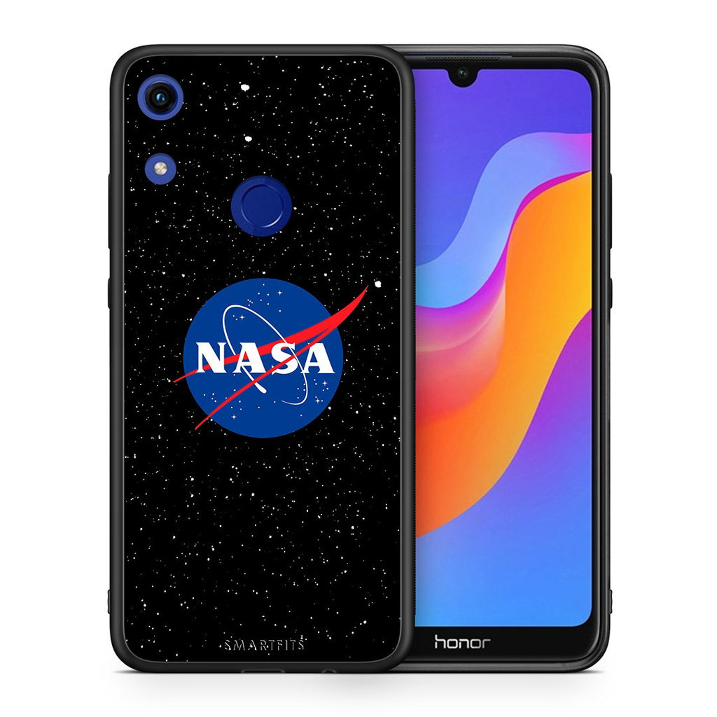 4 - Huawei Honor 8A NASA PopArt case, cover, bumper