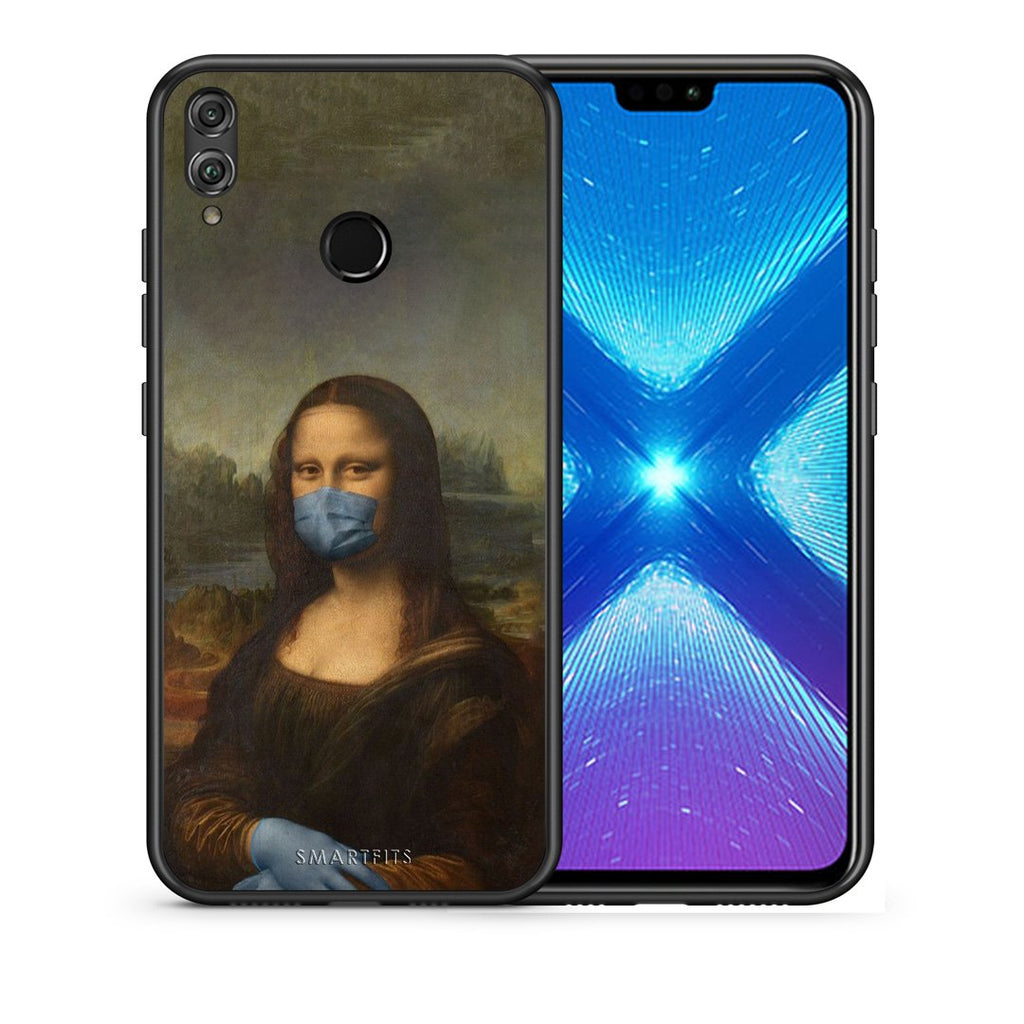 4 - Huawei Honor 8X Lisa Corona case, cover, bumper