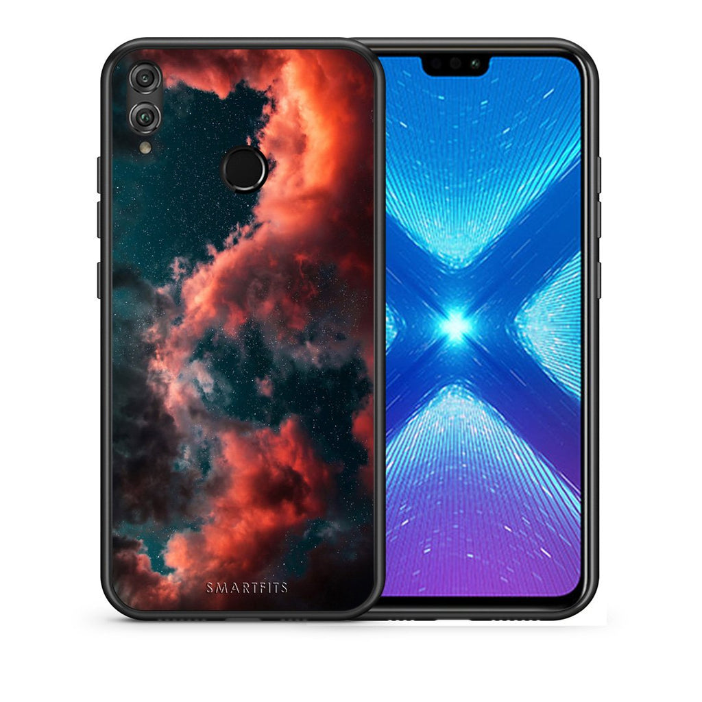 4 - Huawei Honor 8X Cloud Galaxy case, cover, bumper