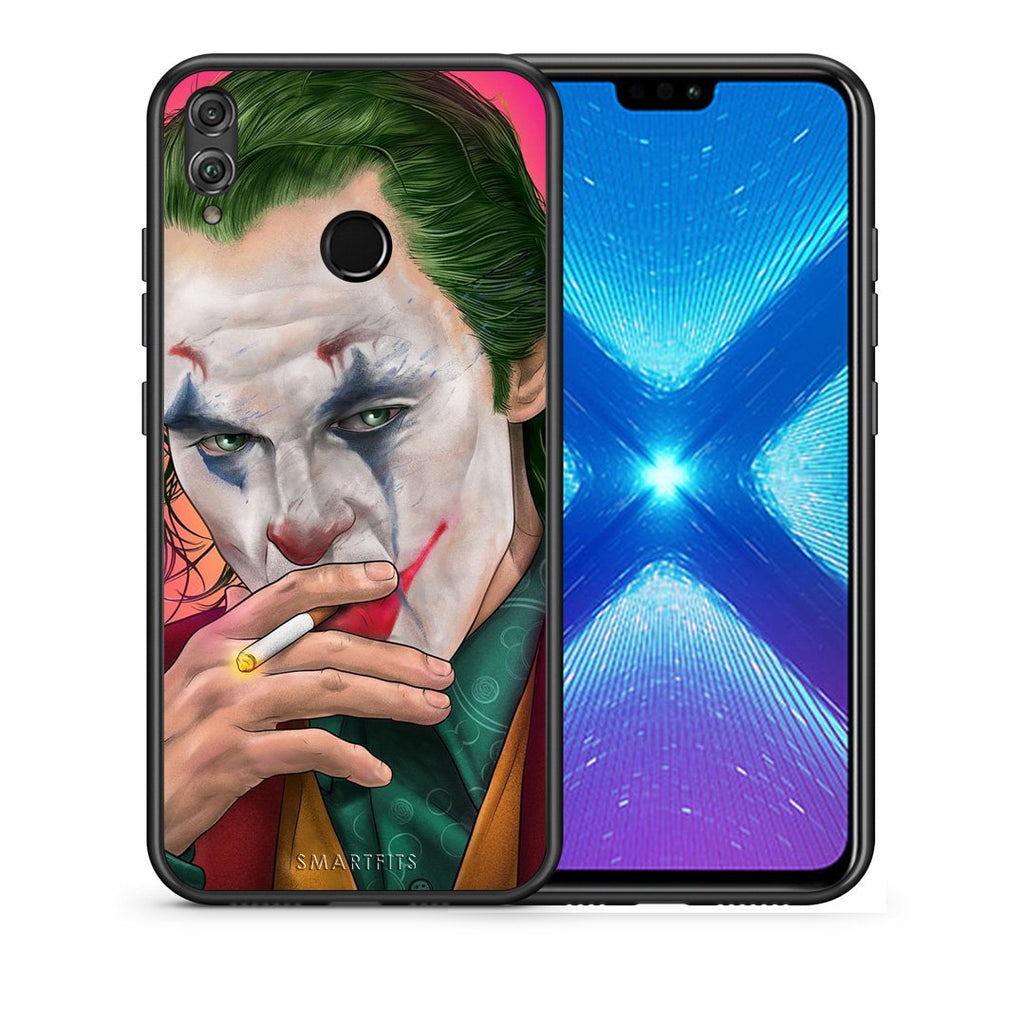 4 - Huawei Honor 8X JokesOnU PopArt case, cover, bumper