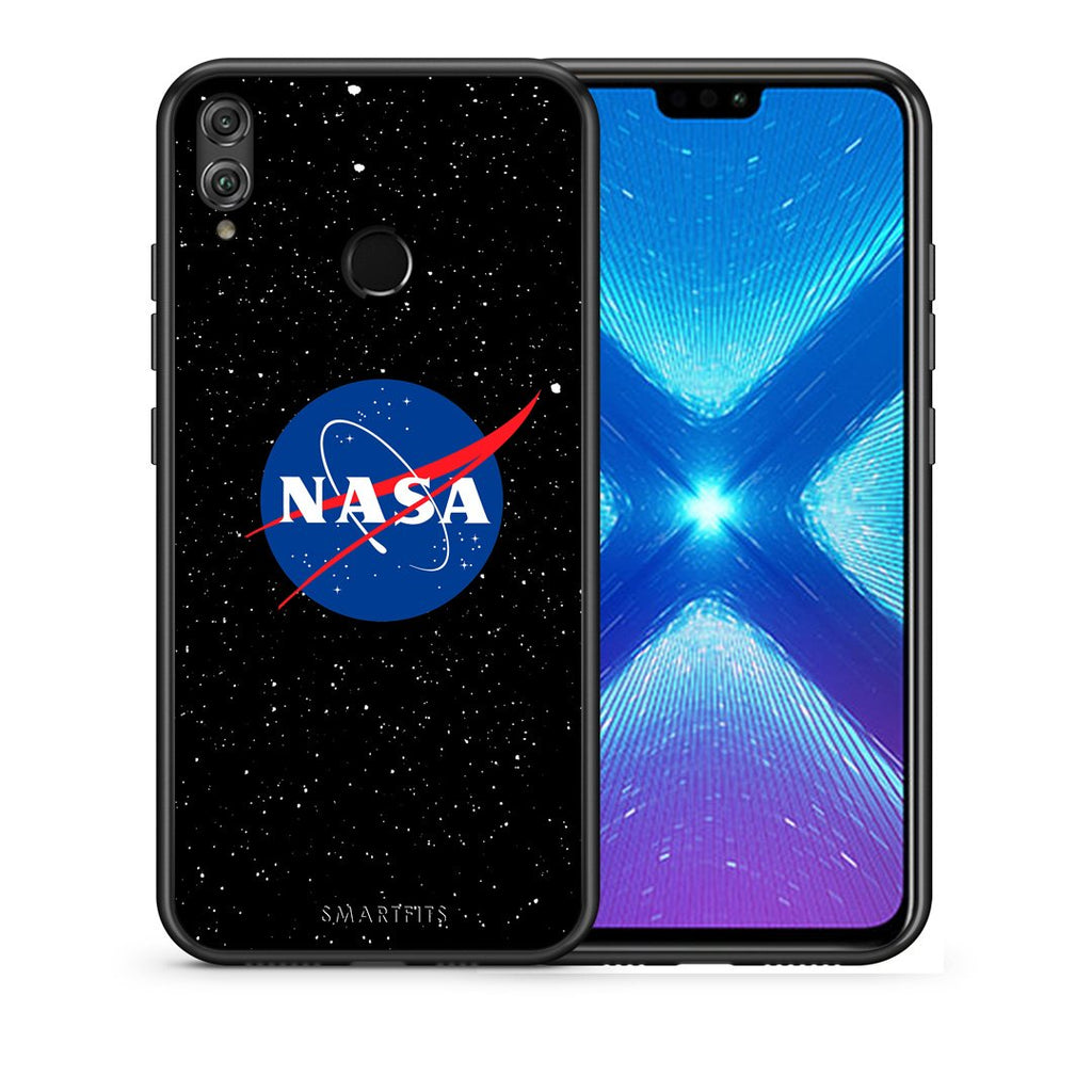 4 - Huawei Honor 8X NASA PopArt case, cover, bumper