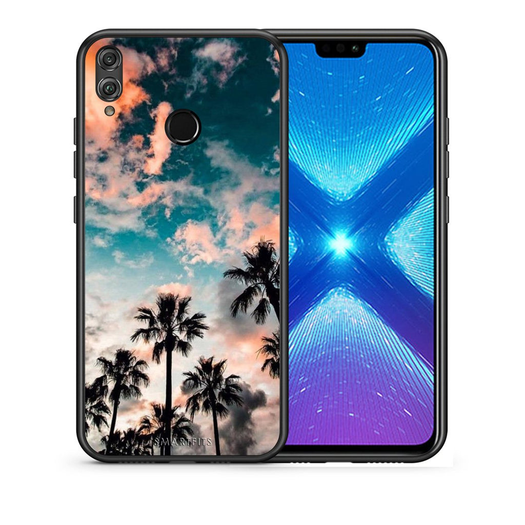 99 - Huawei Honor 8X Summer Sky case, cover, bumper