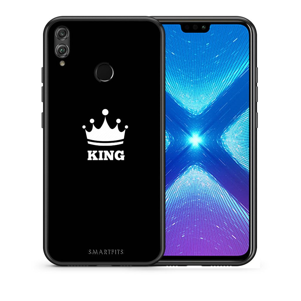 4 - Huawei Honor 8X King Valentine case, cover, bumper