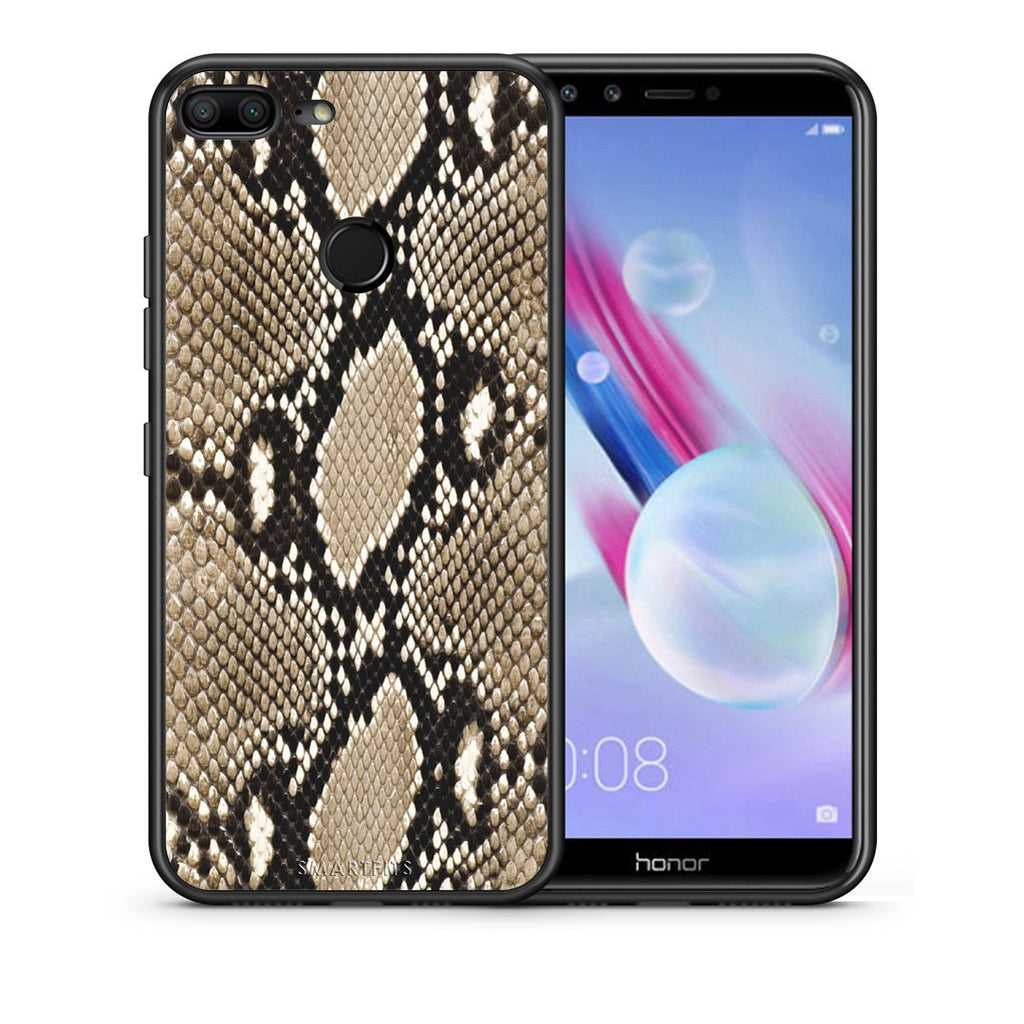 23 - Huawei Honor 9 Lite Fashion Snake Animal case, cover, bumper