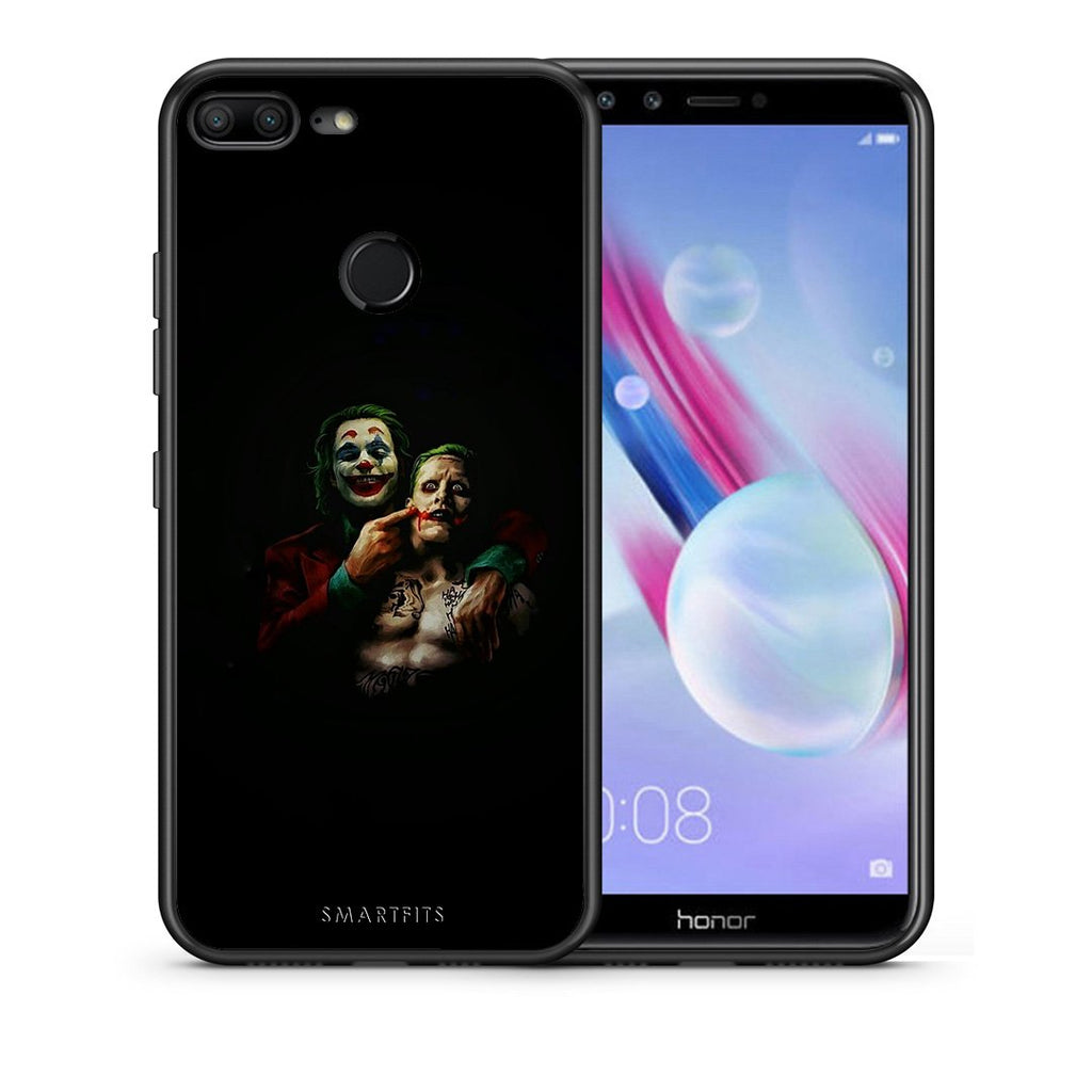 4 - Huawei Honor 9 Lite Clown Hero case, cover, bumper
