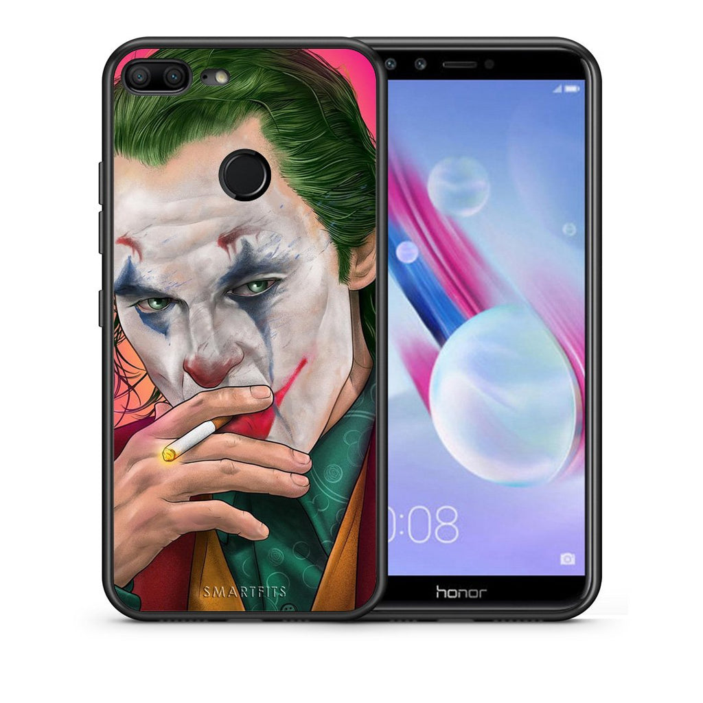 4 - Huawei Honor 9 Lite JokesOnU PopArt case, cover, bumper