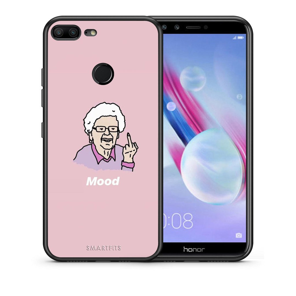 4 - Huawei Honor 9 Lite Mood PopArt case, cover, bumper
