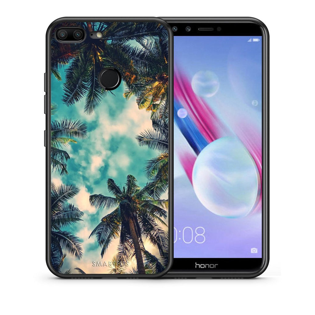 4 - Huawei Honor 9 Lite Bel Air Tropic case, cover, bumper