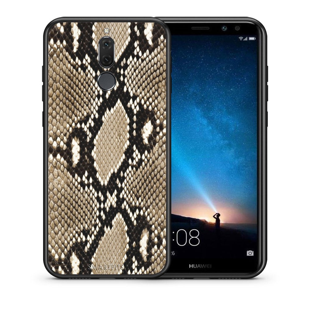 23 - huawei mate 10 lite Fashion Snake Animal case, cover, bumper