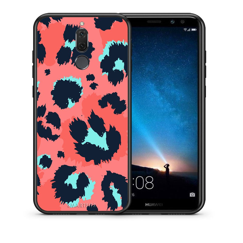 22 - huawei mate 10 lite Pink Leopard Animal case, cover, bumper