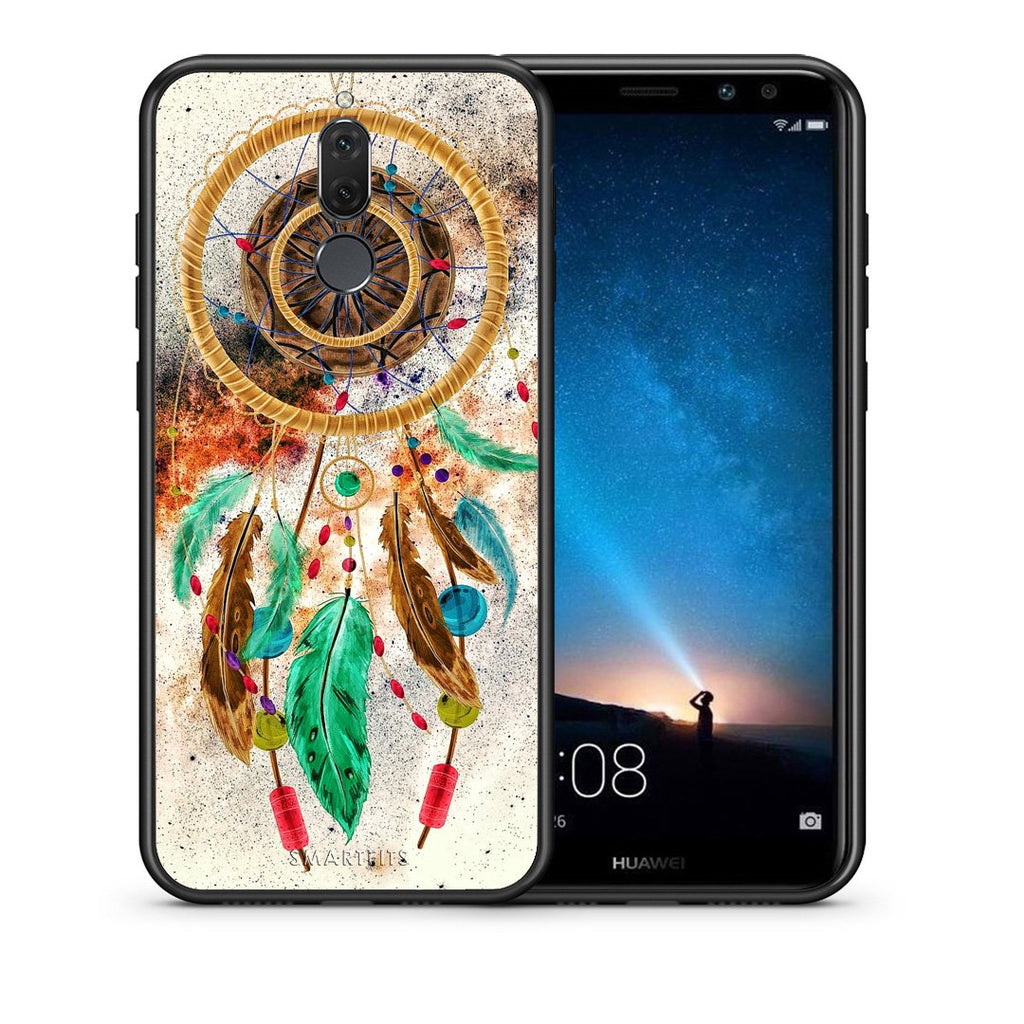 4 - huawei mate 10 lite DreamCatcher Boho case, cover, bumper
