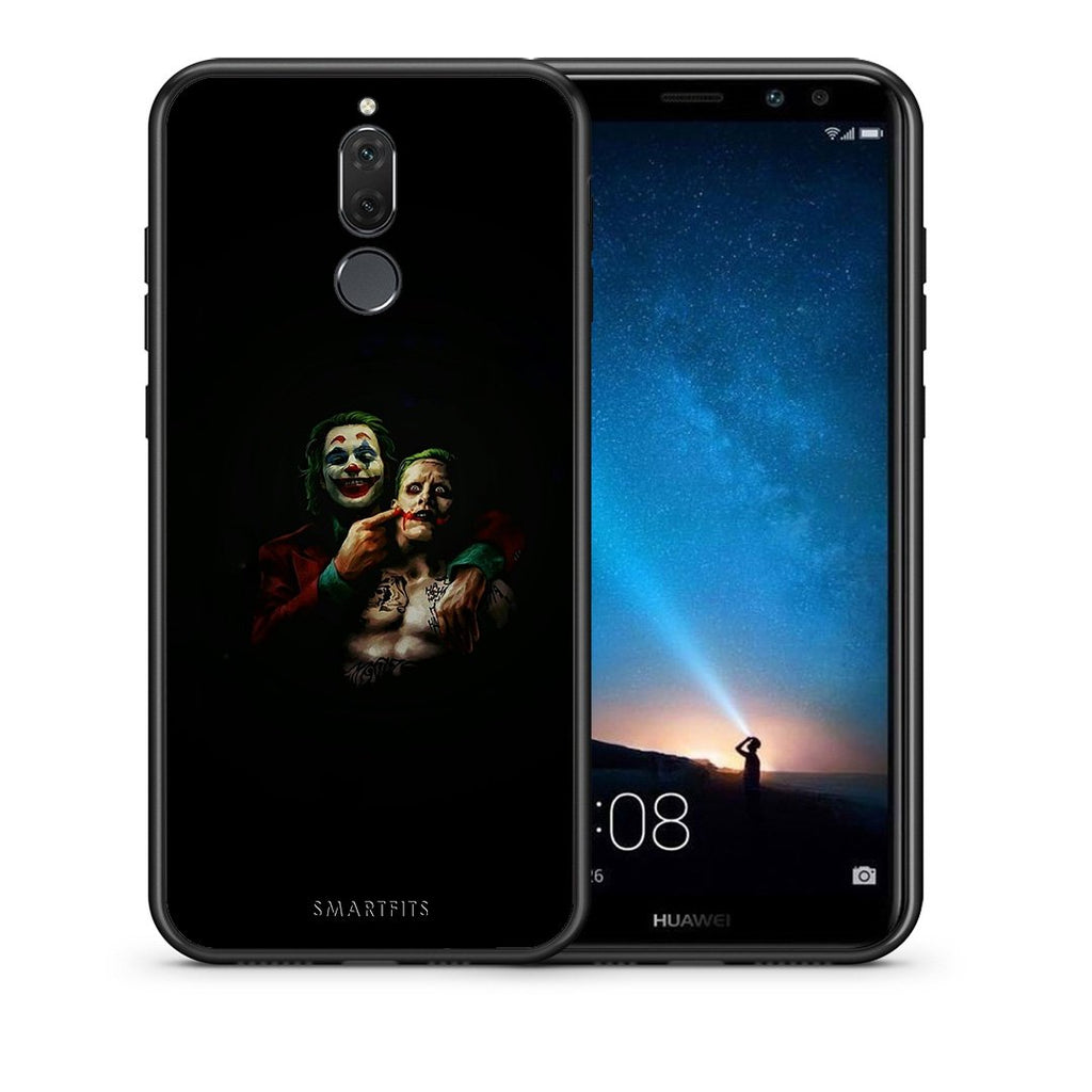 4 - huawei mate 10 lite Clown Hero case, cover, bumper