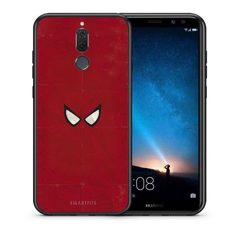 4 - huawei mate 10 lite Spider Eyes Hero case, cover, bumper