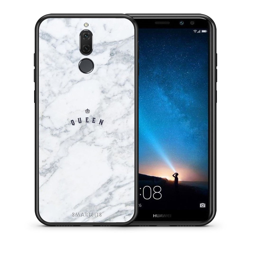 4 - huawei mate 10 lite Queen Marble case, cover, bumper