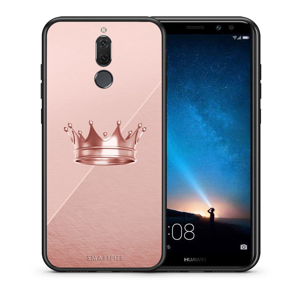 4 - huawei mate 10 lite Crown Minimal case, cover, bumper