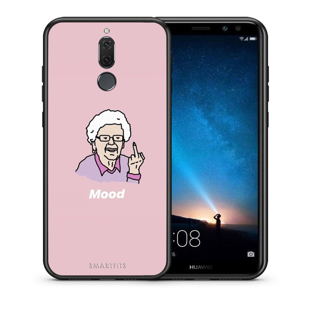4 - huawei mate 10 lite Mood PopArt case, cover, bumper
