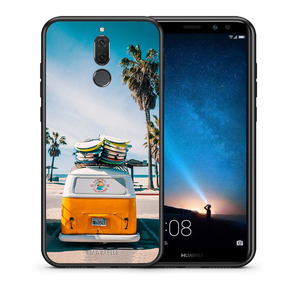 4 - huawei mate 10 lite Travel Summer case, cover, bumper