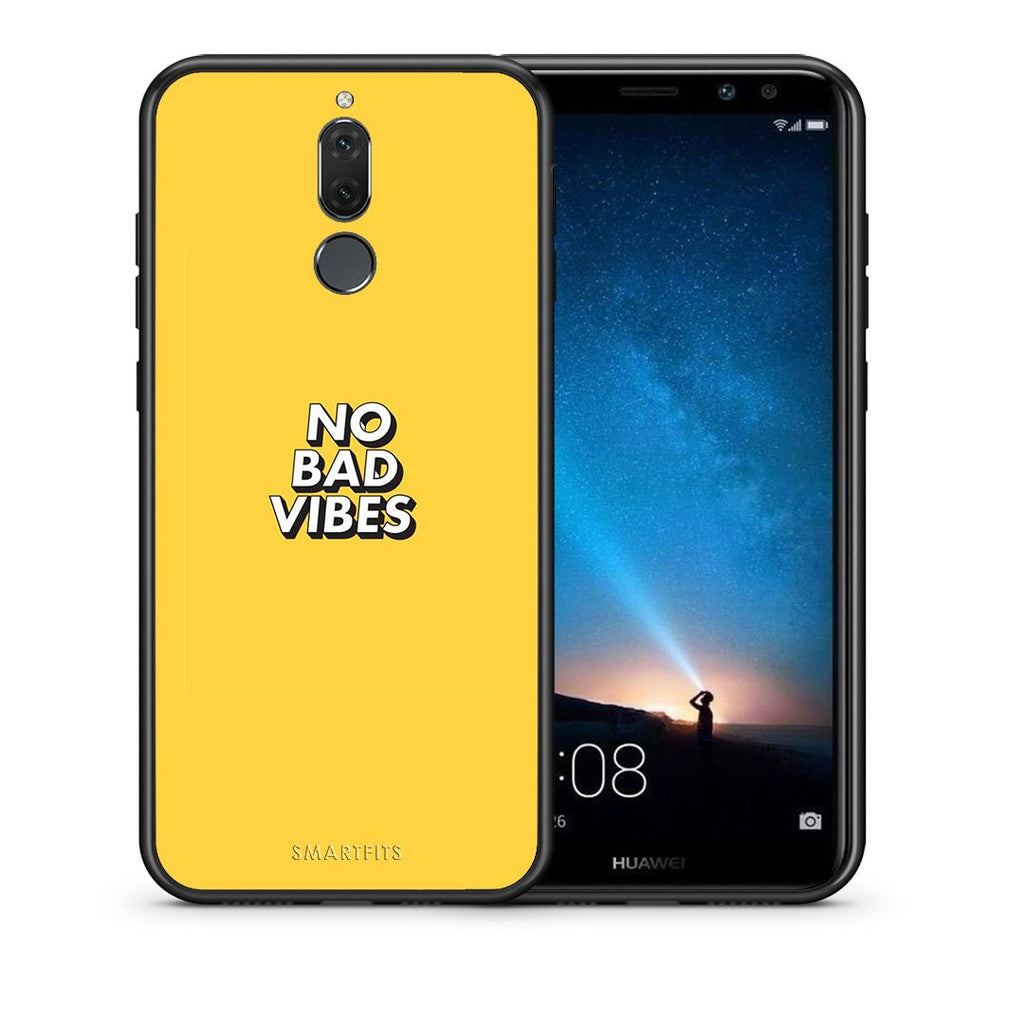 4 - huawei mate 10 lite Vibes Text case, cover, bumper