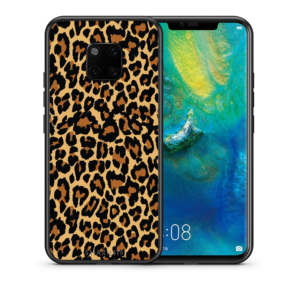 21 - Huawei Mate 20 Pro  Leopard Animal case, cover, bumper