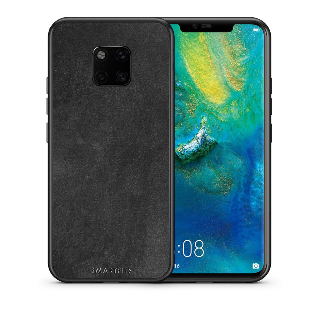 87 - Huawei Mate 20 Pro  Black Slate Color case, cover, bumper