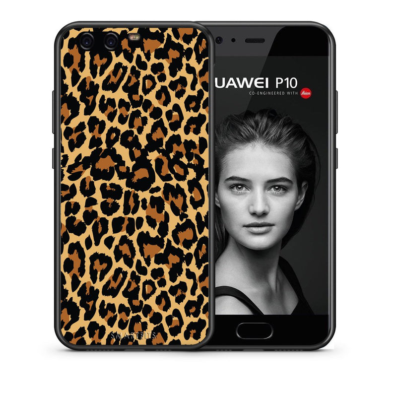 21 - huawei p10 Leopard Animal case, cover, bumper