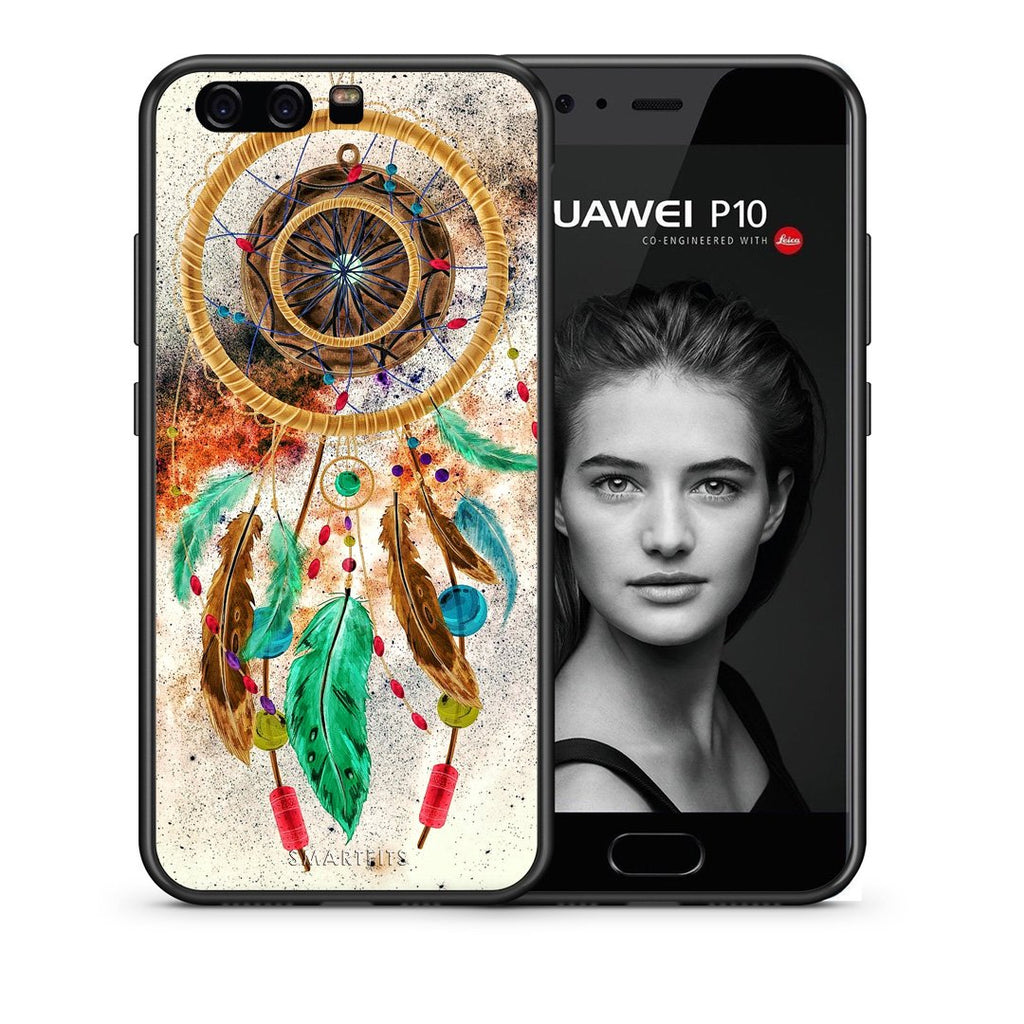 4 - huawei p10 DreamCatcher Boho case, cover, bumper