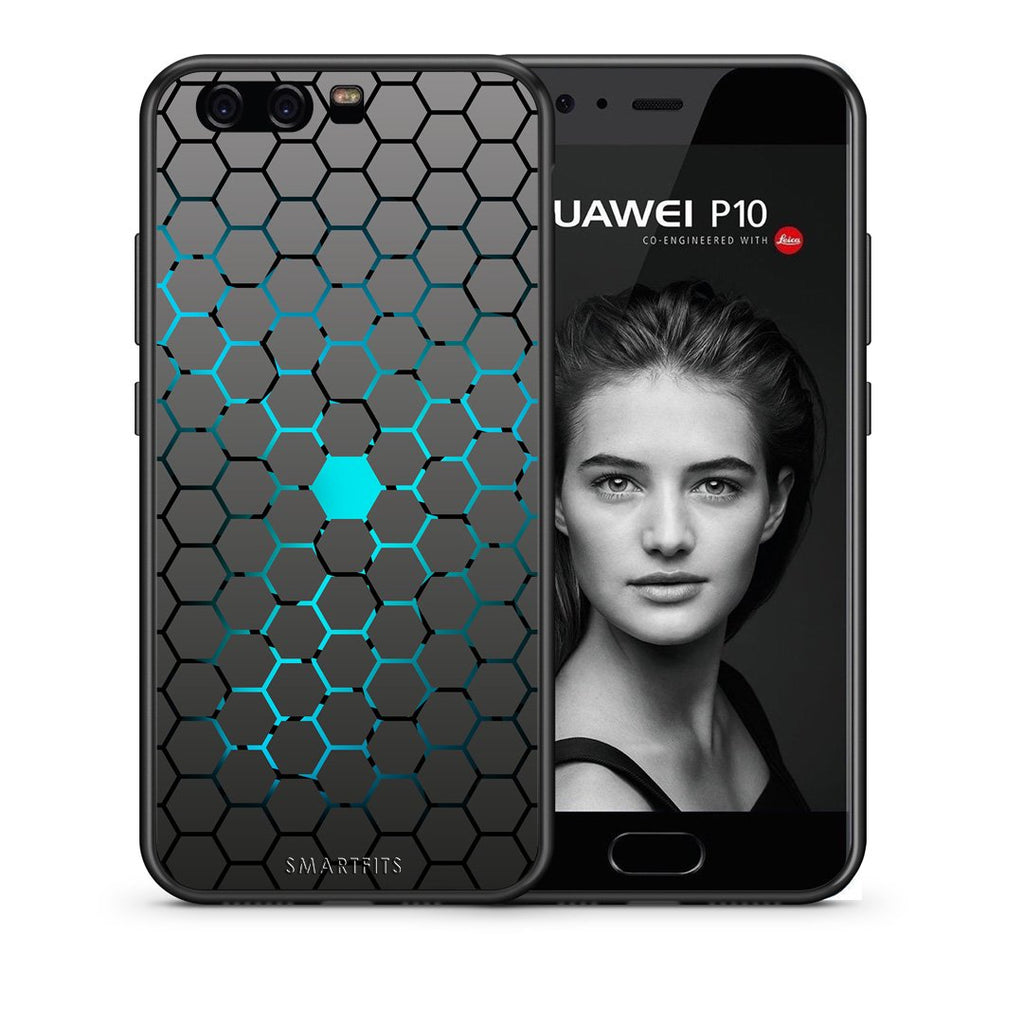 40 - huawei p10 Hexagonal Geometric case, cover, bumper