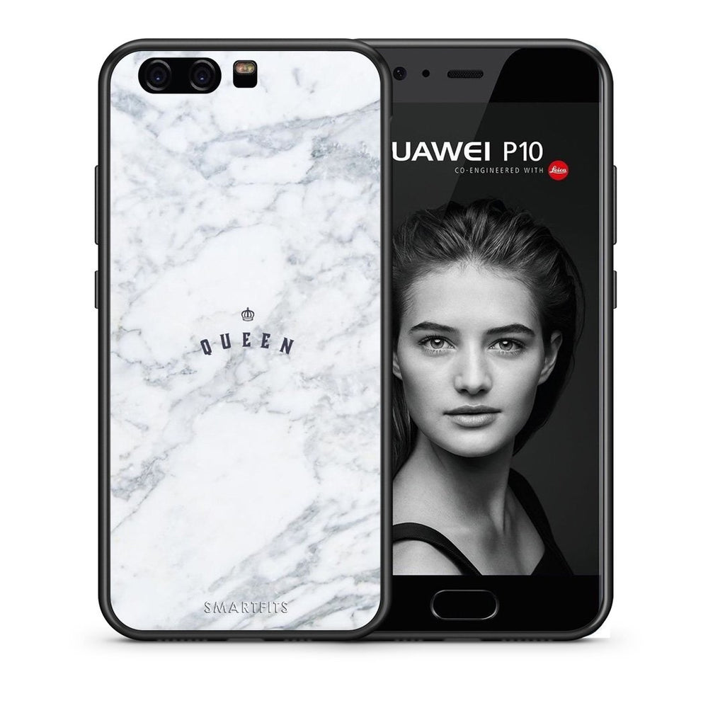 4 - huawei p10 Queen Marble case, cover, bumper