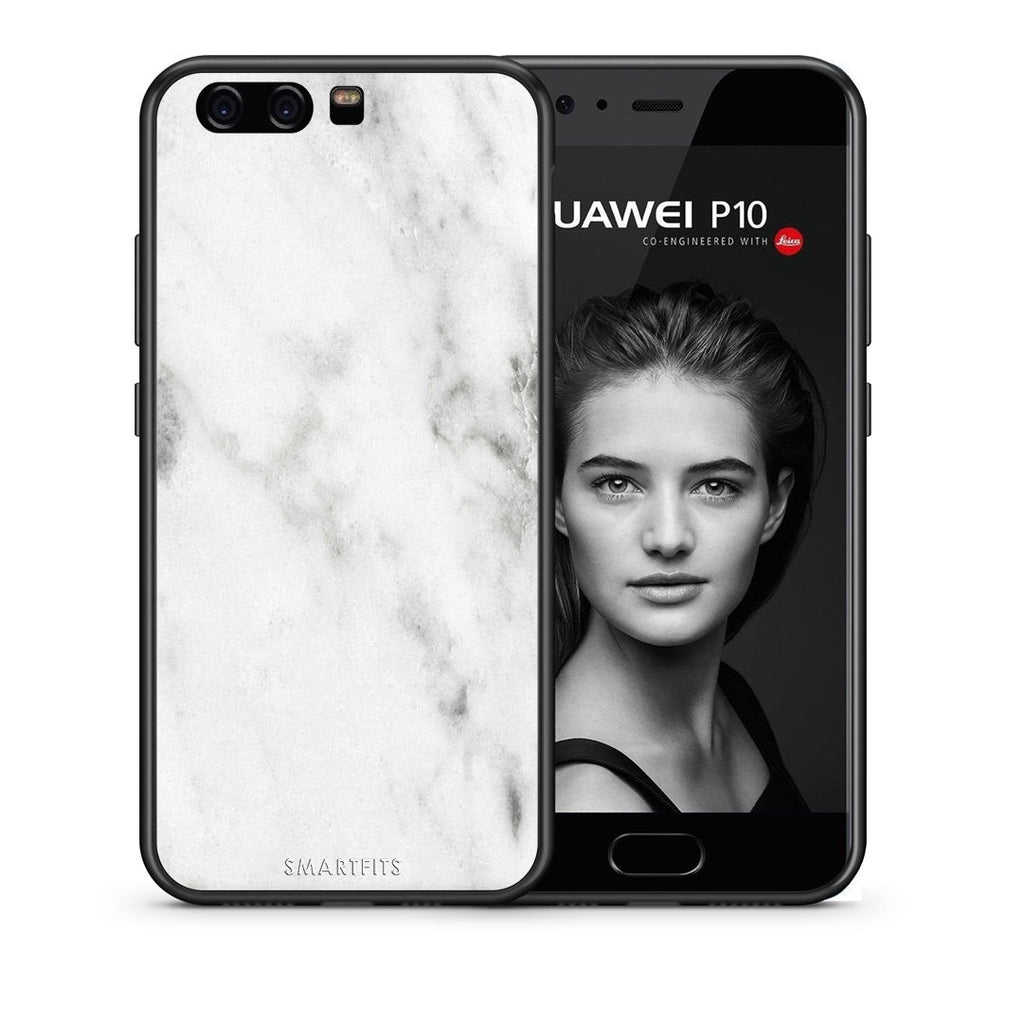 2 - huawei p10 White marble case, cover, bumper