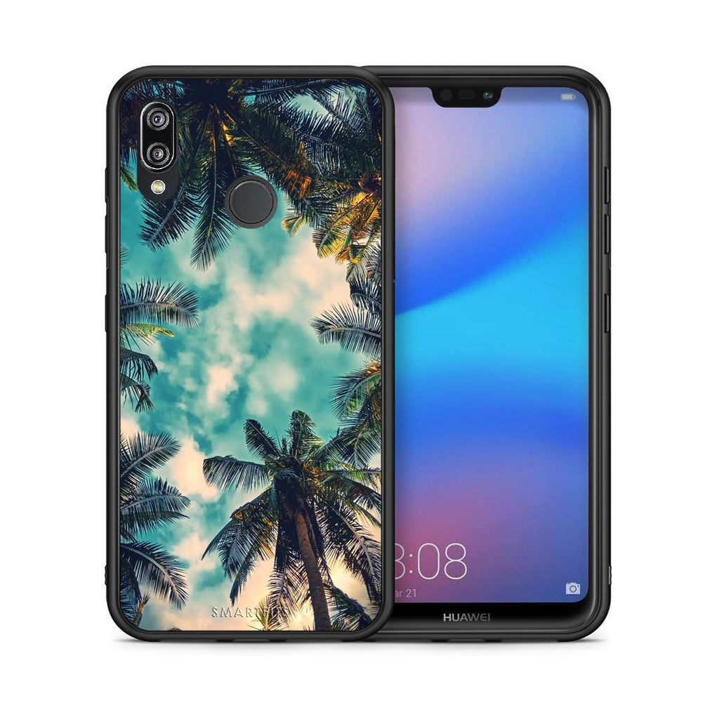 4 - Huawei P20 Lite Bel Air Tropic case, cover, bumper