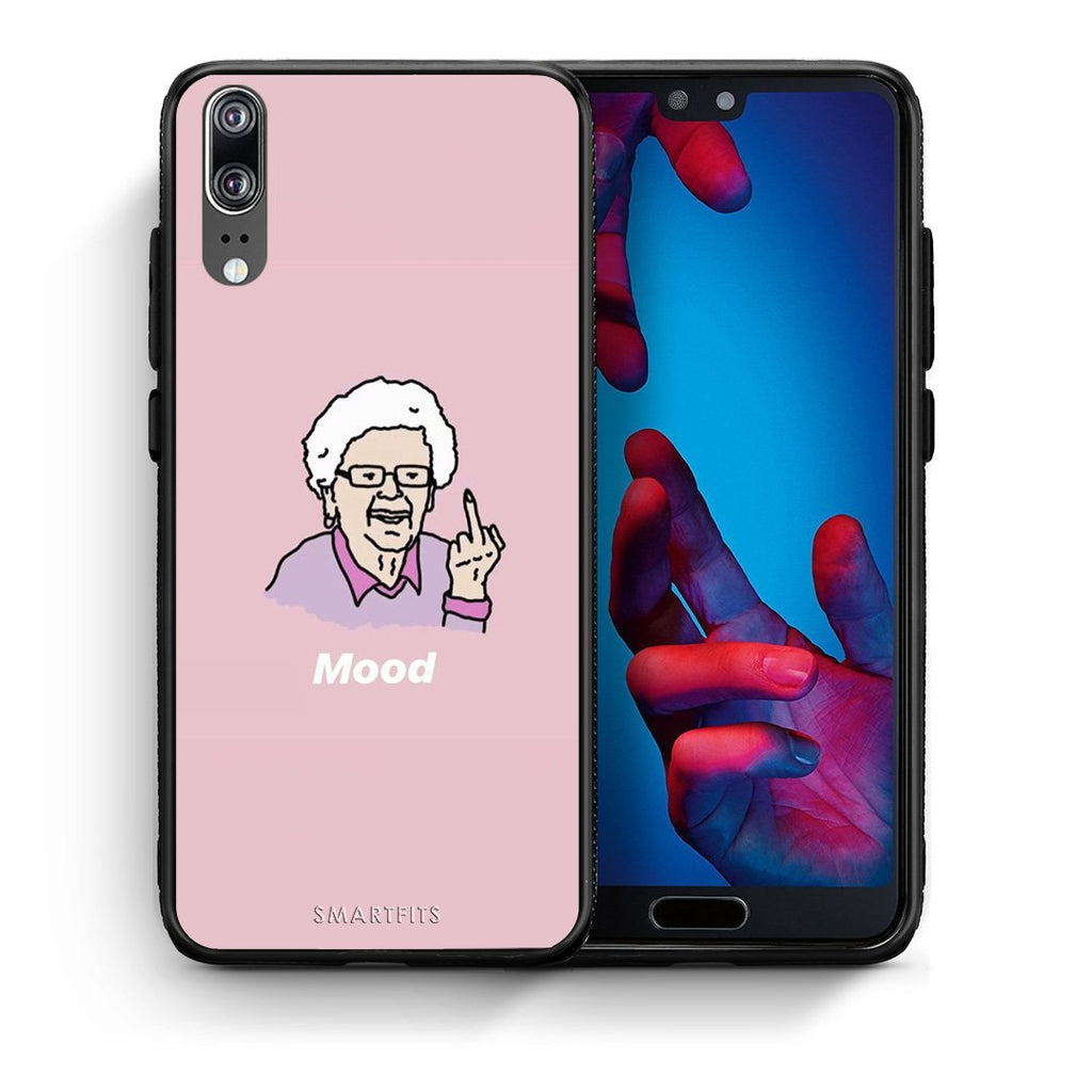 4 - Huawei P20 Mood PopArt case, cover, bumper