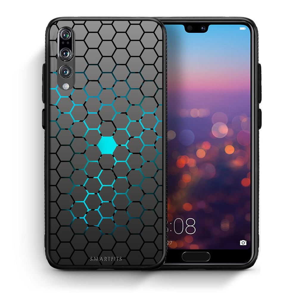 40 - huawei p20 pro Hexagonal Geometric case, cover, bumper