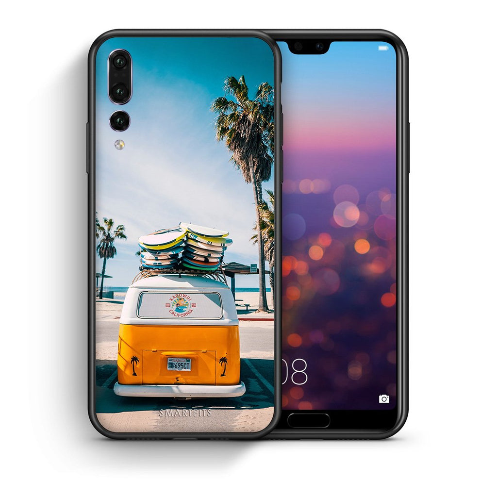 4 - huawei p20 pro Travel Summer case, cover, bumper