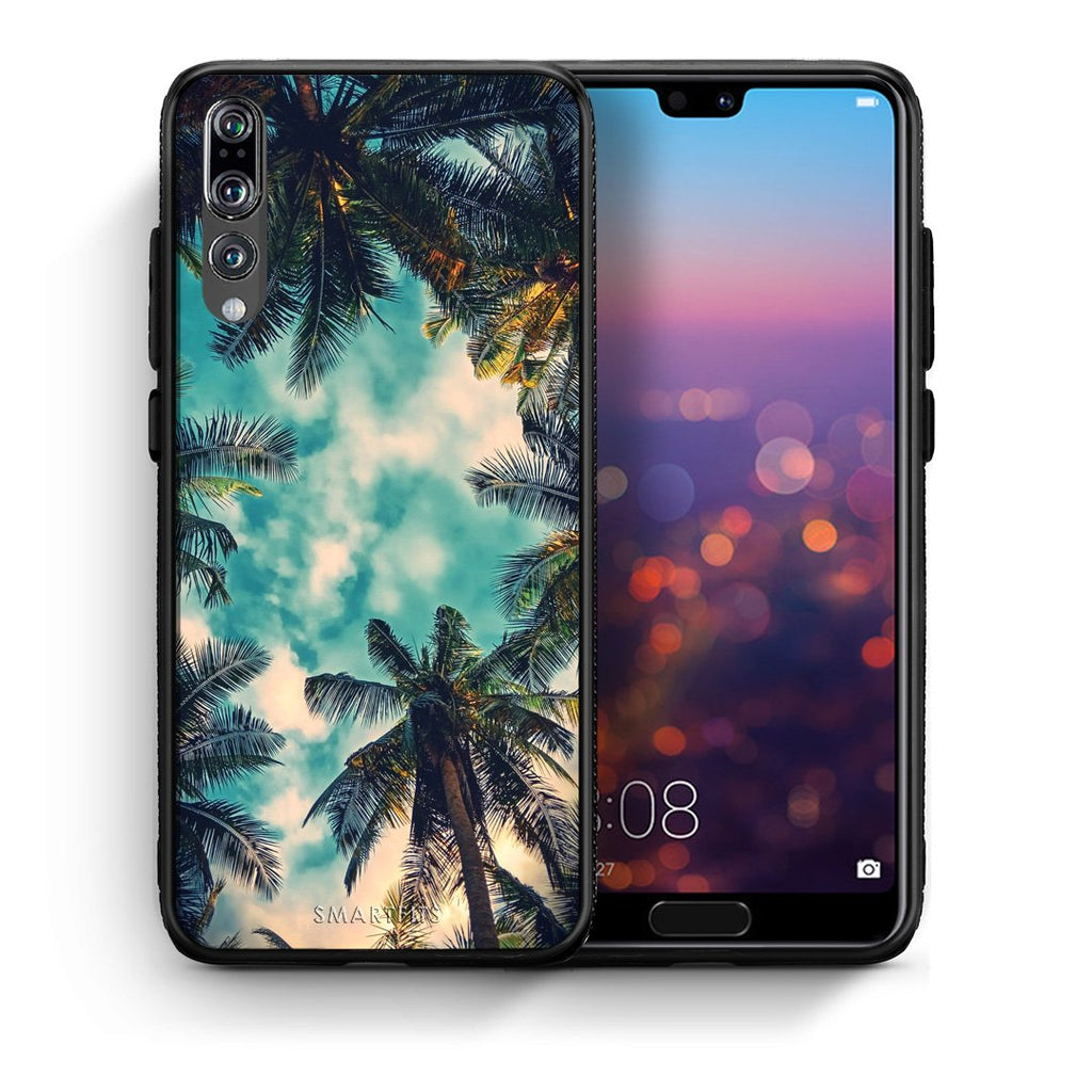 4 - huawei p20 pro Bel Air Tropic case, cover, bumper