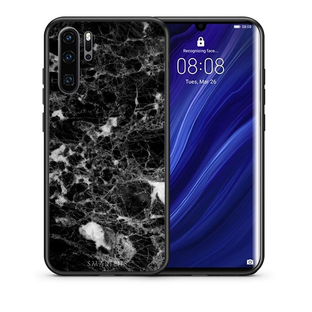 3 - Huawei P30 Pro  Male marble case, cover, bumper