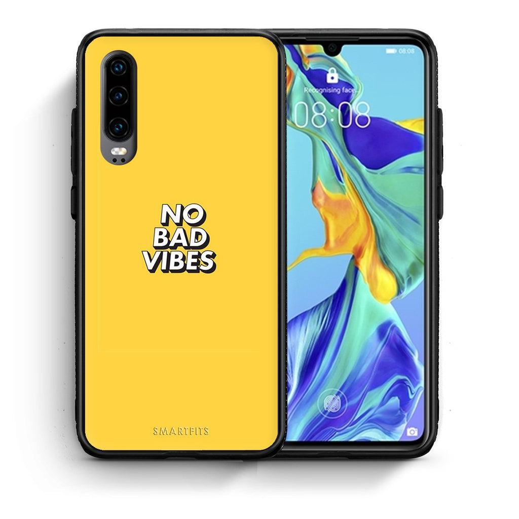 4 - Huawei P30 Vibes Text case, cover, bumper